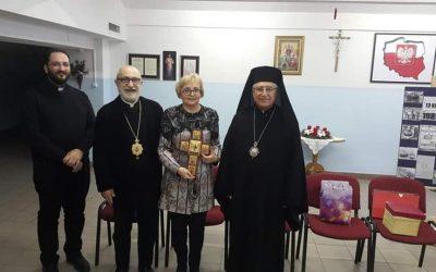 Wizyta Patriarchy Greckiego Melchickiego Kościoła Katolickiego