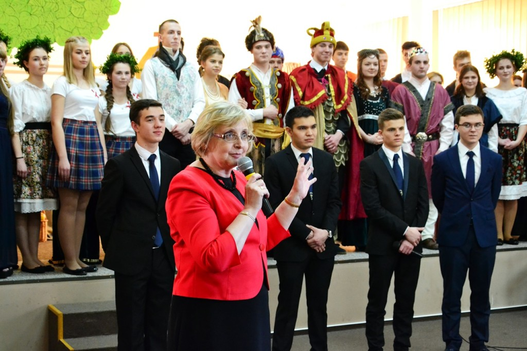 Pani Ewa Petrykiewicz Prezes Fundacji
