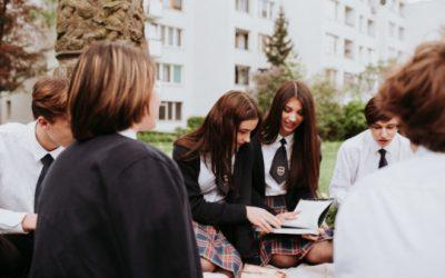 Second home for 130 pupils – Witajcie w domu!