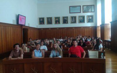 Spotkanie w Urzędzie Marszałkowskim Województwa Kujawsko-Pomorskiego