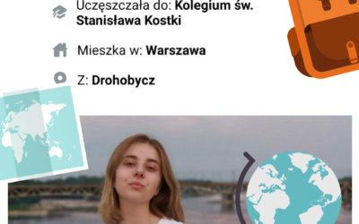 Bożenka- UW i Geografia!