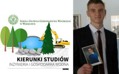 Andrzej przyjechał do nas z Ukrainy