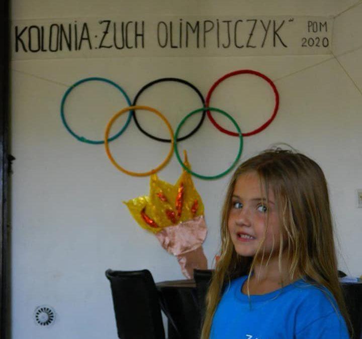 """Polskie Zuchy z Argentyny """"Zuch Olimpijczyk"""""""